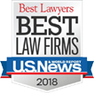 2018 Best Law Firms - U.S. News